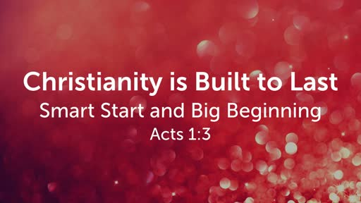 Christianity is Built to Last