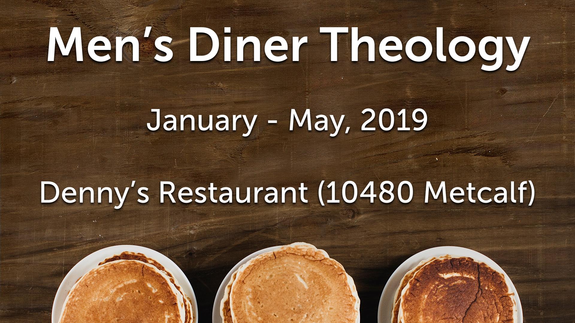 Men's Diner Theology