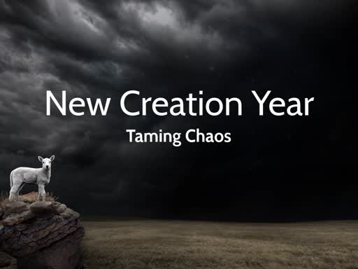 New Creation Year: Taming Chaos