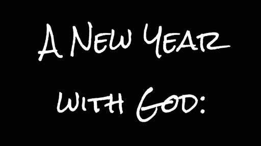 A New Year With God