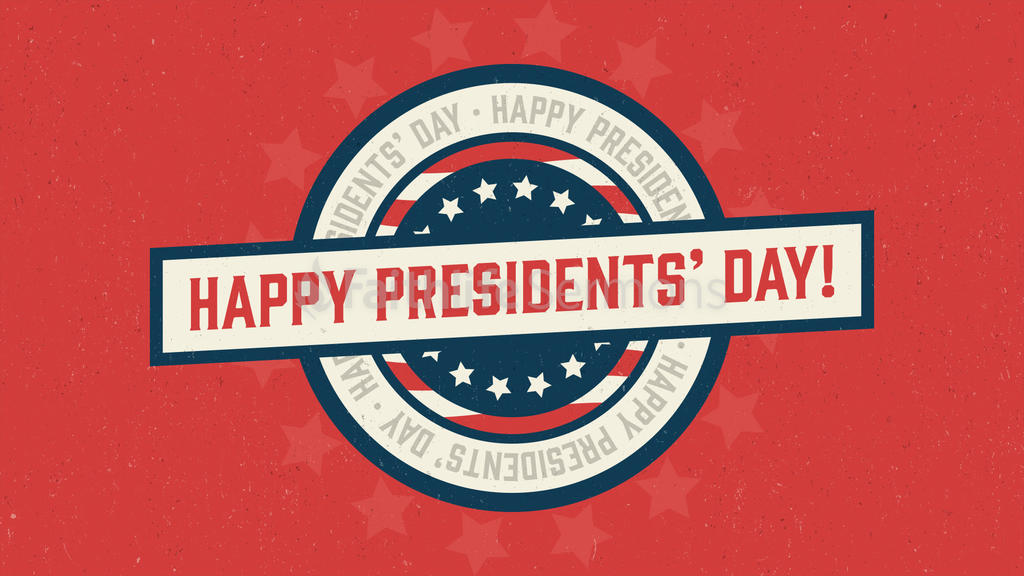 Happy Presidents Day large preview