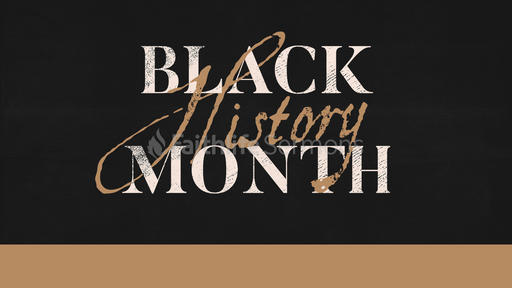 Black History Month Script