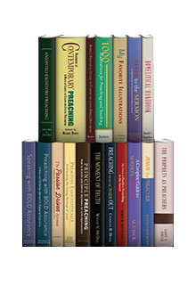 Broadman & Holman Preaching Resources Collection (18 vols.)
