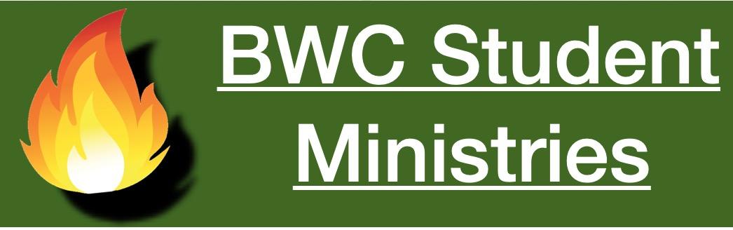 BWC Student Ministries Logo
