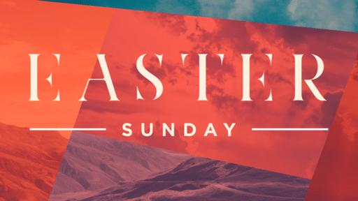 Easter Sunday Landscape