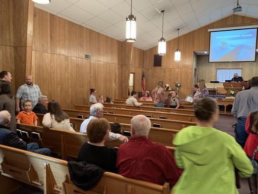 Before Church 1
