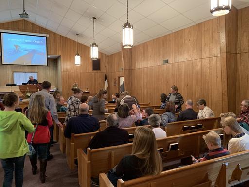 Before Church 2
