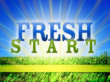 Galatians 4:21-31. A Fresh Start for a New Year