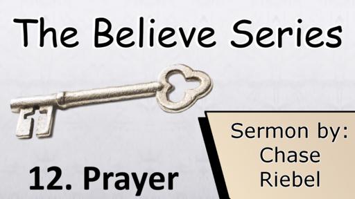 12. Prayer
