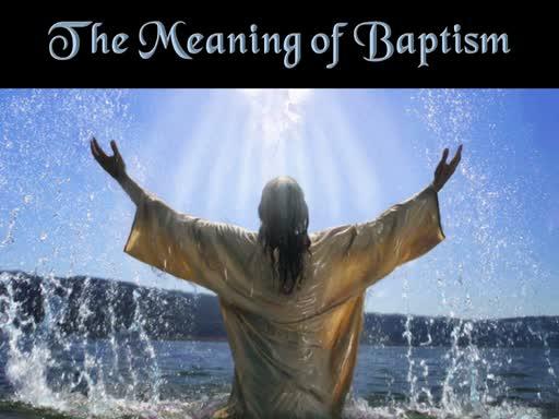 01-13-19 Bapt of Jesus
