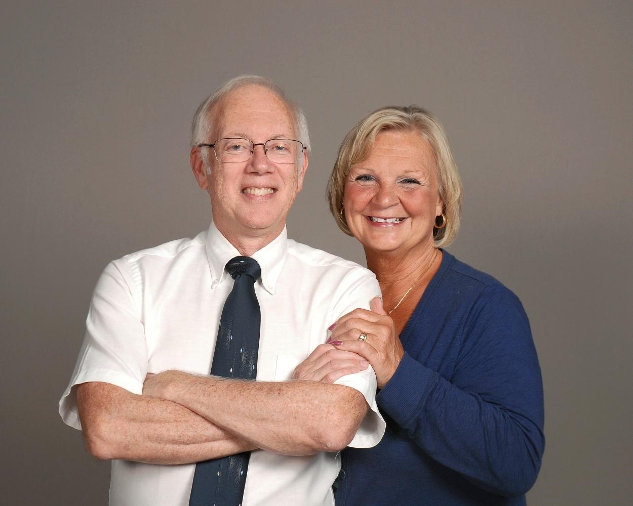 BEARDSLEY, Pastor Rod & Barb