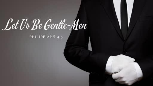 Baptist Mens Day