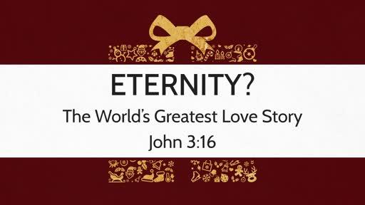 Eternity?