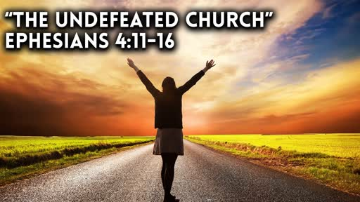 The Undefeated Church