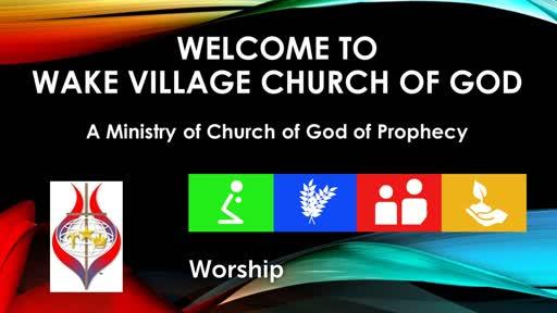 Wake Village (Texarkana) COGOP - Faithlife Sermons