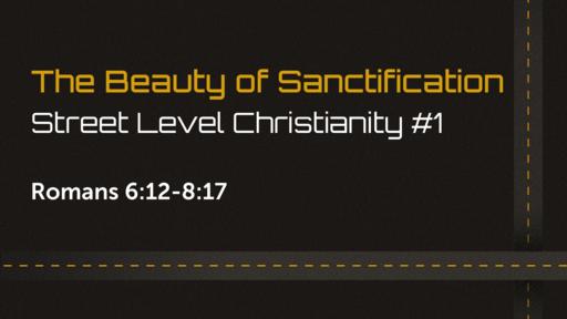 The Beauty of Sanctification Pt. 1