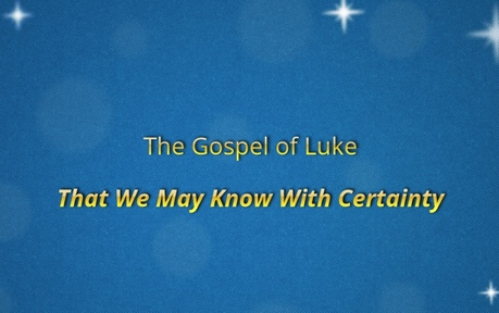 The Gospel Of Luke, An Introduction