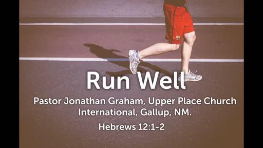 Pastor Jonathan Graham 1-13-19