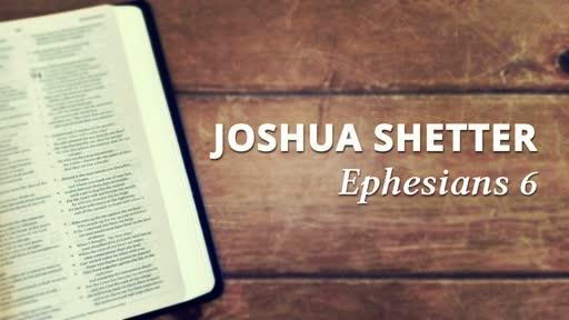 Joshua Shetter - Jan. 13th, 2018