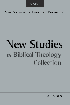 New Studies in Biblical Theology (43 vols.)