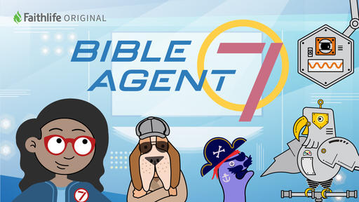 Bible Agent 7