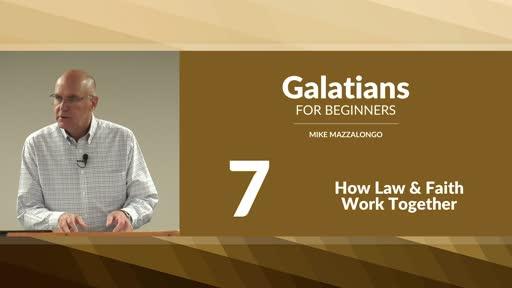 How Law & Faith Work Together