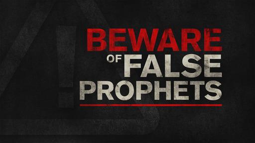 Galatians 5:7-12. The Character of False Teachers