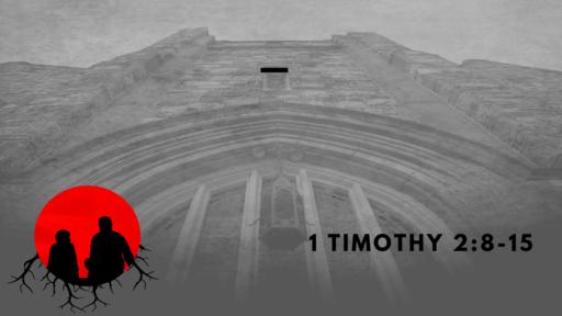 1 Timothy 2:8-15