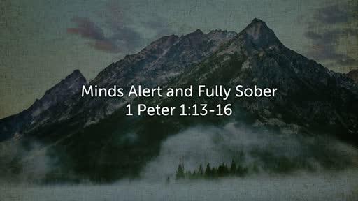 Sober and Alert Mind