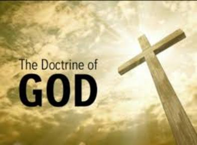 Doctrine of God (Part 1)