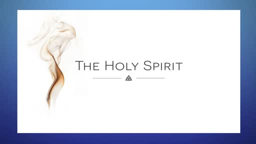 The Church and  The Holy Spirit