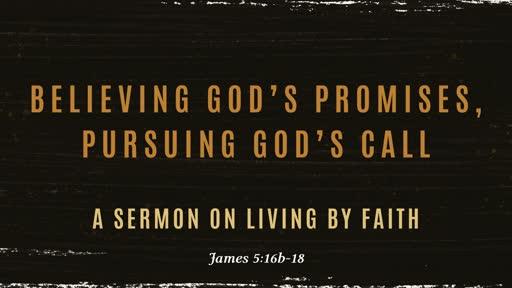 Believing God's Promises