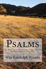 Psalms: The Bible of Jesus and the Early Church in Contemporary English