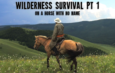 On a Horse with No Name