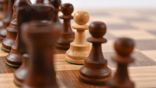 Soul equated to chessboard king by Christian author