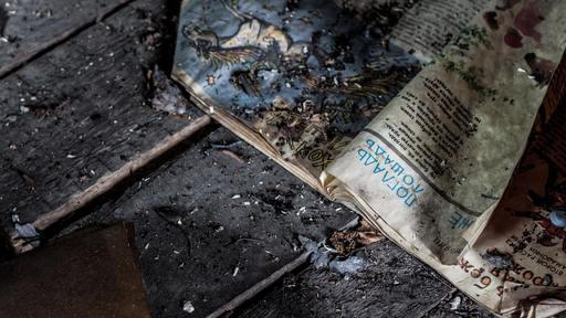 Man whose home burned found hopeful item among ashes
