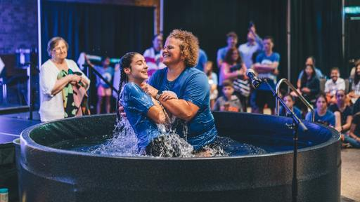 Questions before baptism watered down for unbelievers