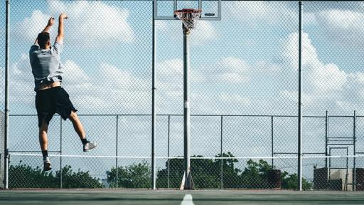 NBA star gives credit to God