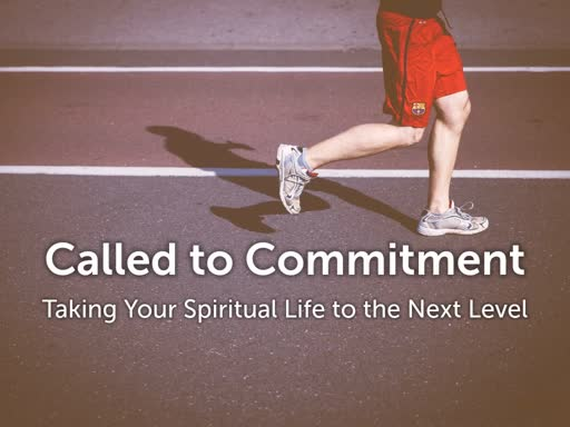 Finding Strength Together: Committed to Connect to God's People!