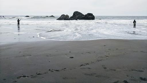 Fishermen Find Ambergris Floating in the Ocean