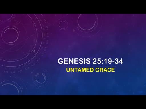 Genesis 25: 19-34