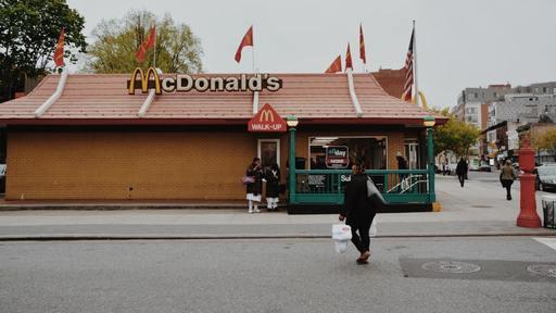 Man eats 30,000th Big Mac