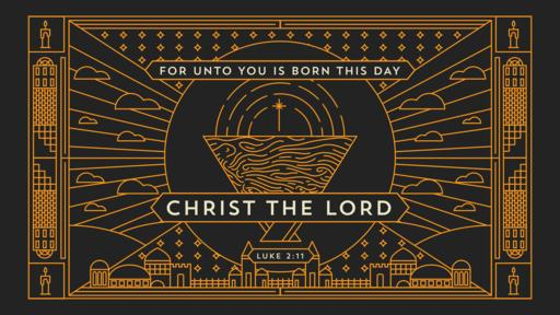 Luke 2:11 verse of the day image