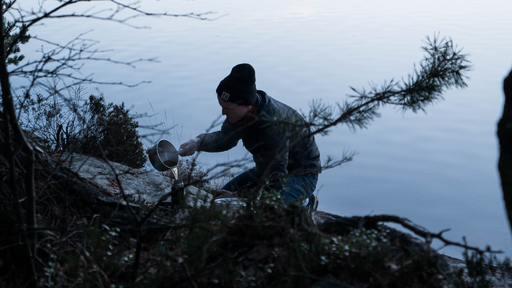 Man survives snake, bear, and shark attacks