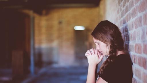 Praying for their enemies