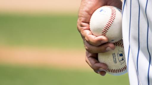 Why do baseball players spit?