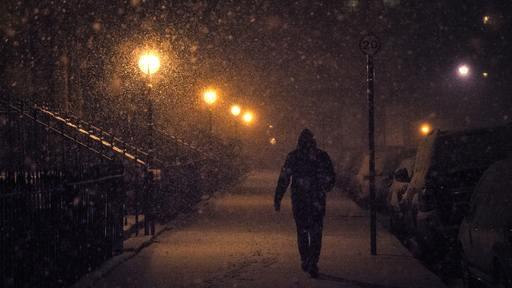 Emergency responders delayed due to heavy snowfall