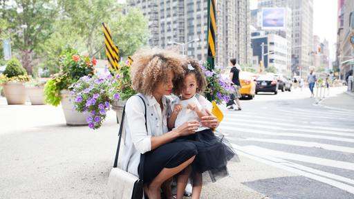 Be a super mom: honor God and love your children