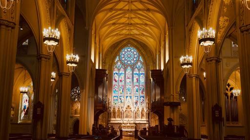 Technology, jury duty, and the world's longest organ concert