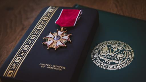 Medal of Honor recipient: not brave but scared